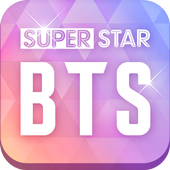 SuperStar BTS ícone