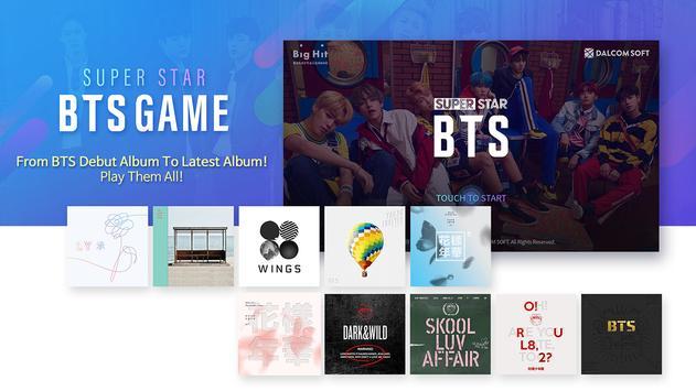 SuperStar BTS screenshot 4