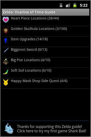 Zelda: Ocarina of Time Guide for Android - APK Download