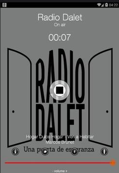 Radio Dalet screenshot 1