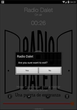 Radio Dalet screenshot 6