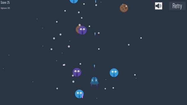 Space Monster - 2D shooter apk screenshot