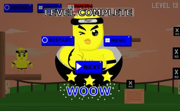 Piopio Ninja screenshot 3
