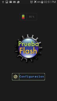 Flash LED Llamadas y Mensajes poster