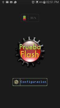 Flash LED Llamadas y Mensajes apk screenshot