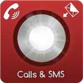 Flash Alert On Call And Text icon