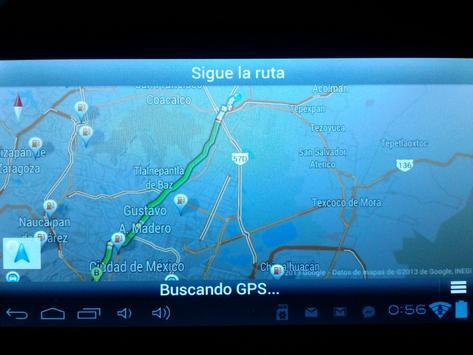 Estacionamientos en el DF apk screenshot