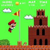 Classic Mario 2 icon