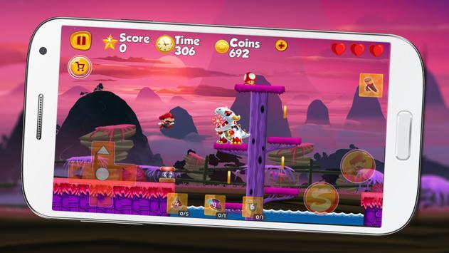 Classic Mario 2 apk screenshot