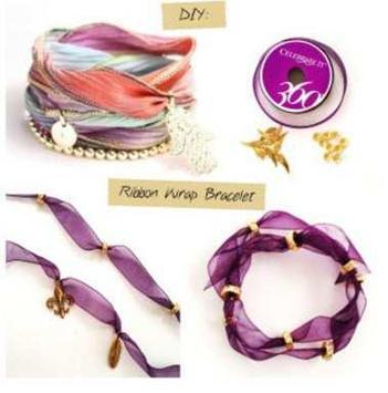 Easy DIY Bracelets Ideas screenshot 7