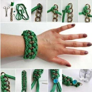 Easy DIY Bracelets Ideas poster