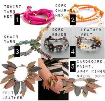 Easy DIY Bracelets Ideas screenshot 1