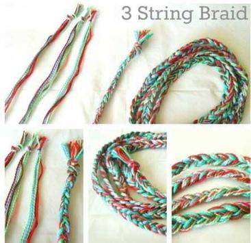 Easy DIY Bracelets Ideas screenshot 3
