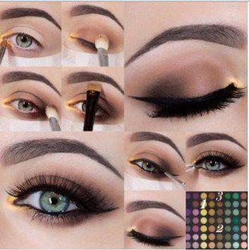 Panduan Makeup Mata yang Cantik screenshot 11