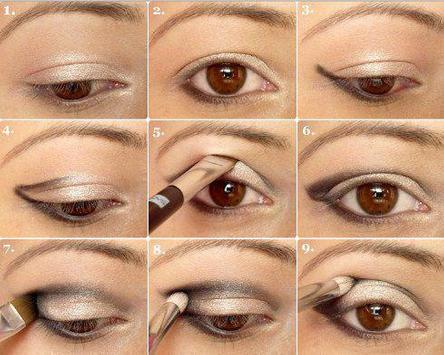 Panduan Makeup Mata yang Cantik screenshot 12