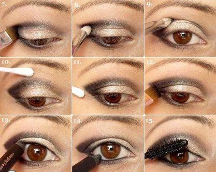 Panduan Makeup Mata yang Cantik screenshot 1