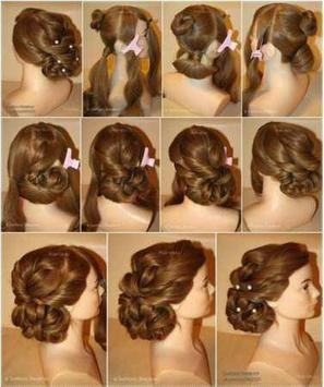 Pretty Women Hairstyle Models poster