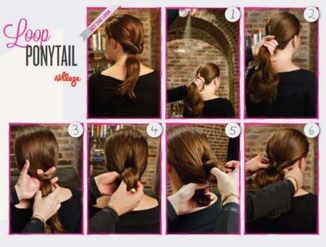 Pretty Women Hairstyle Models screenshot 2