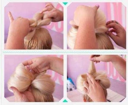 Pretty Women Hairstyle Models screenshot 3