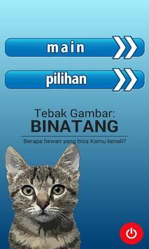 Tebak Gambar: Binatang poster