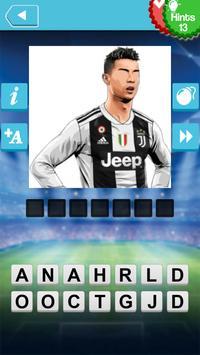 Guess the Footballer screenshot 3