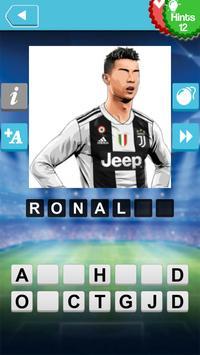 Guess the Footballer screenshot 5
