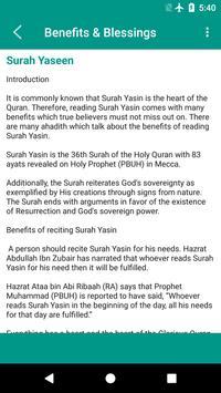 Surat Yasin imagem de tela 6