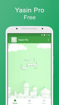 Yasin Pro poster