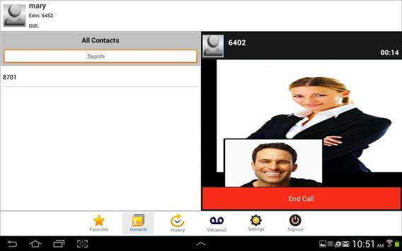 AmadeoPhone apk screenshot