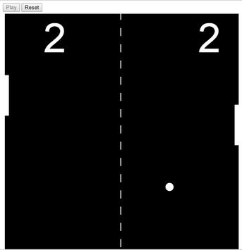 Pong Game poster