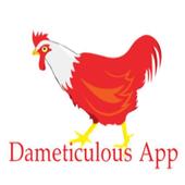 Dameticulous App icon