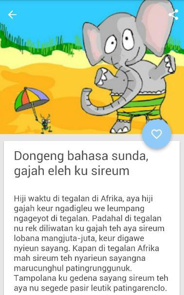 Dongeng Basa Sunda For Android Apk Download