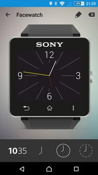 Simple Watch face Smartwatch 2 poster