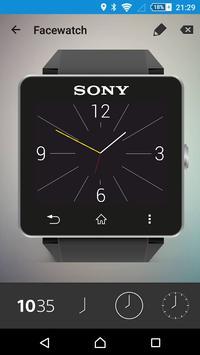 Simple Watch face Smartwatch 2 apk screenshot