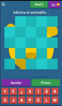 Adivina Animalitos screenshot 1