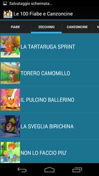 Le 100 Fiabe e Canzoncine screenshot 2