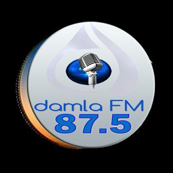 Damla FM poster
