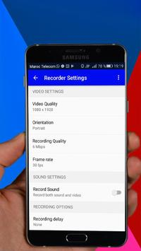 EZ Screen Recorder apk screenshot
