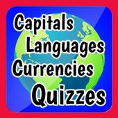 Country Capitals Quiz icon