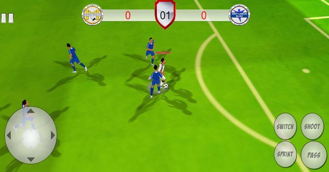 Soccer FIFA League 2018 screenshot 1
