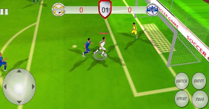 Soccer FIFA League 2018 screenshot 2