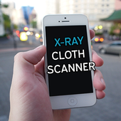 X-Ray Cloth Scanner v3 Prank icon
