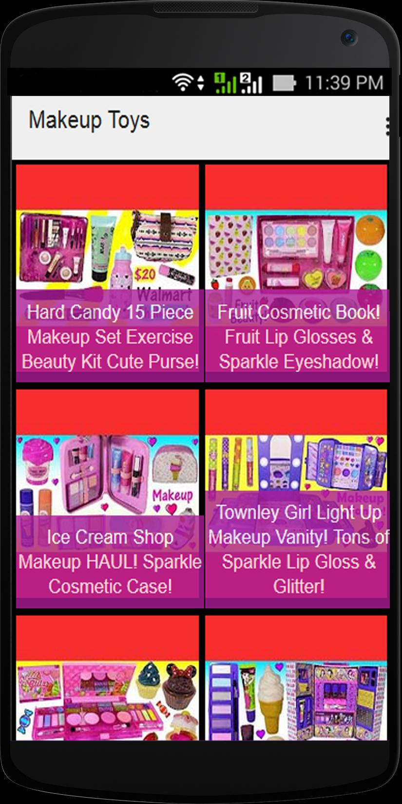 Makeup Toys for Android - APK Download