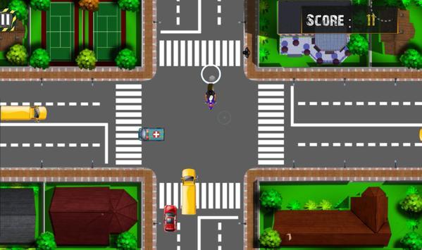 Traffic Panic Crazy City screenshot 12