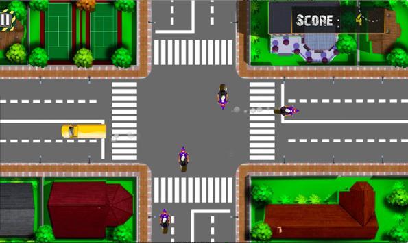 Traffic Panic Crazy City screenshot 8