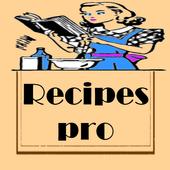 Recipes Pro icon