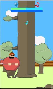 Timberman Story Free Game apk screenshot