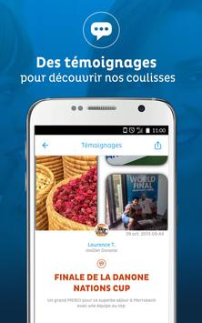 Danone insiDe screenshot 1