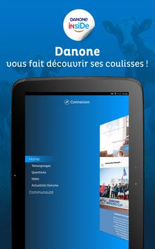 Danone insiDe screenshot 5
