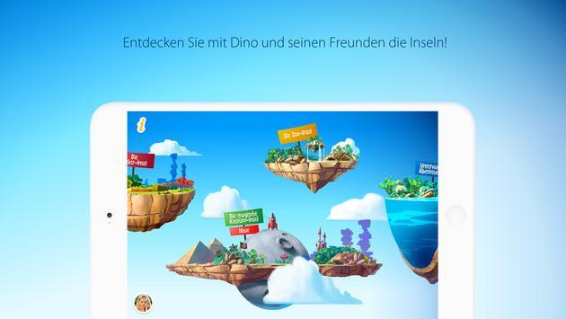 Fruchtzwerge: Dinos Abenteuer poster